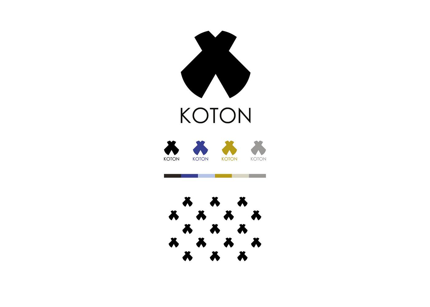 Koton Logo Re Design On Behance