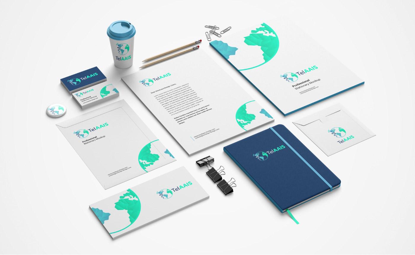 branding  e-santé Health nurses