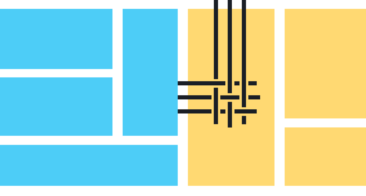 Coop branding  identity network grid Layout oganization Collective  cooperation colorful