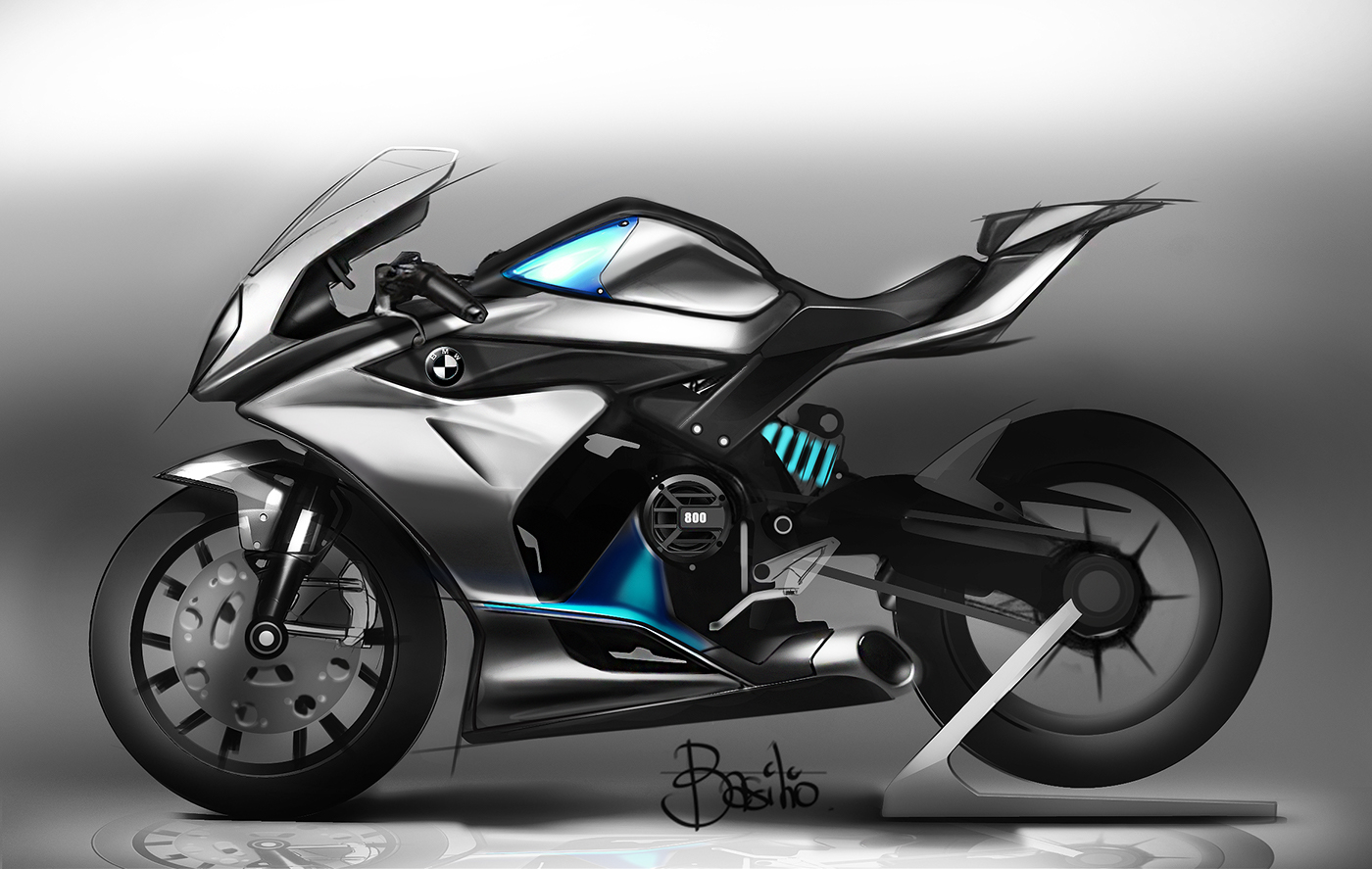 motorcycle design on -#main