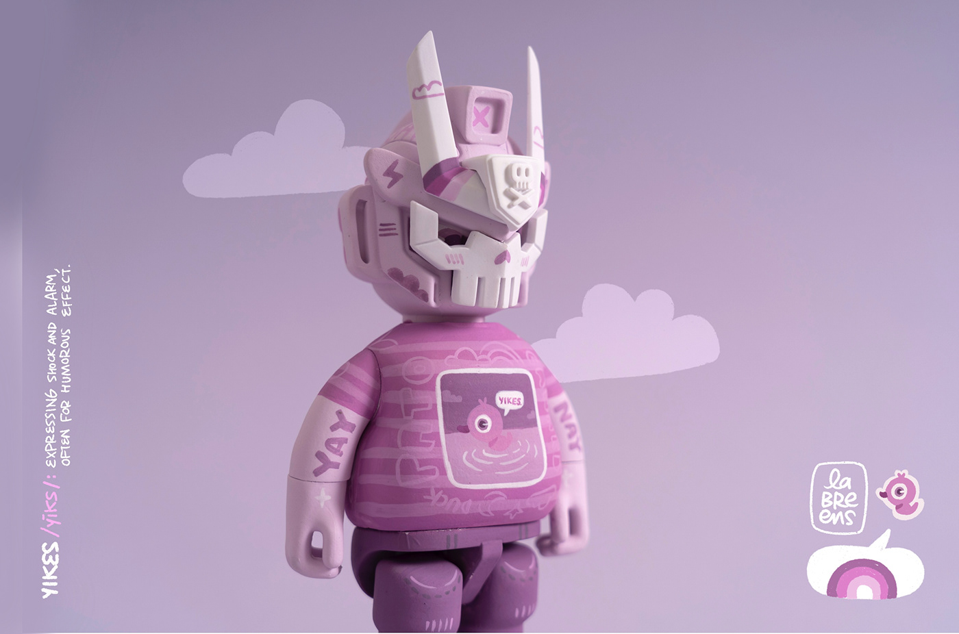 arttoy characterdesign toy design  toycollector toymaker