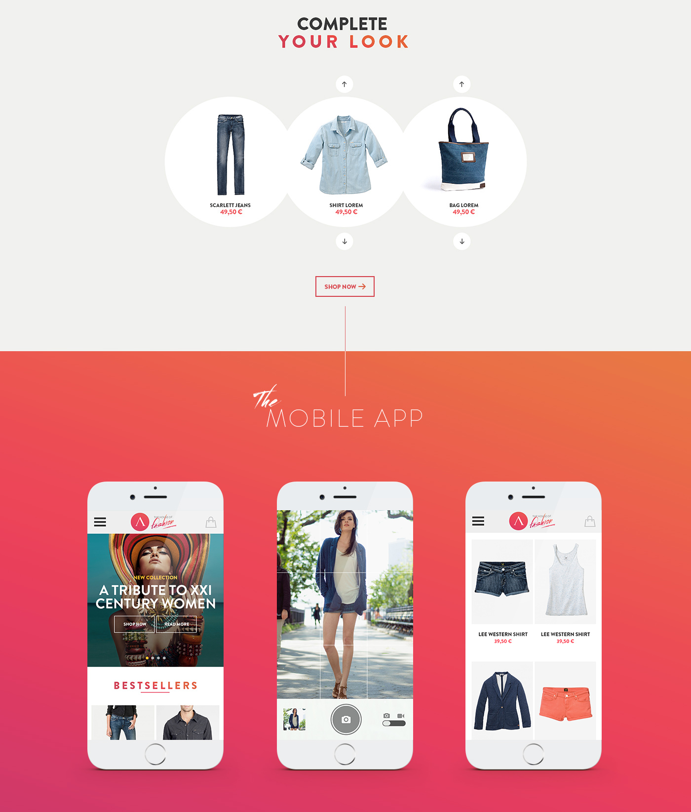 Home Design Story On The App Store: Arvind UI/UX Omnichannel Project On Behance