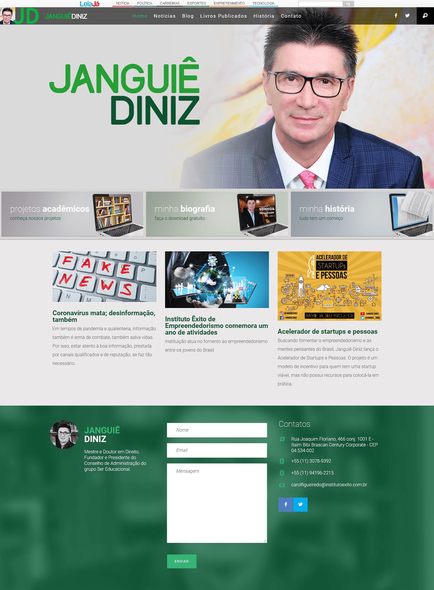 logo projeto novo site