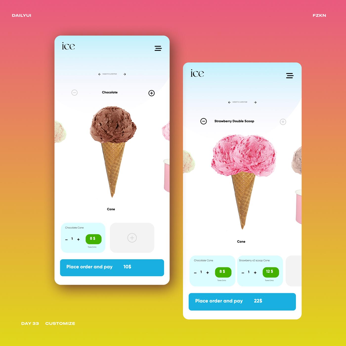 DailyUI design interface design UI uidesign ux uxdesign