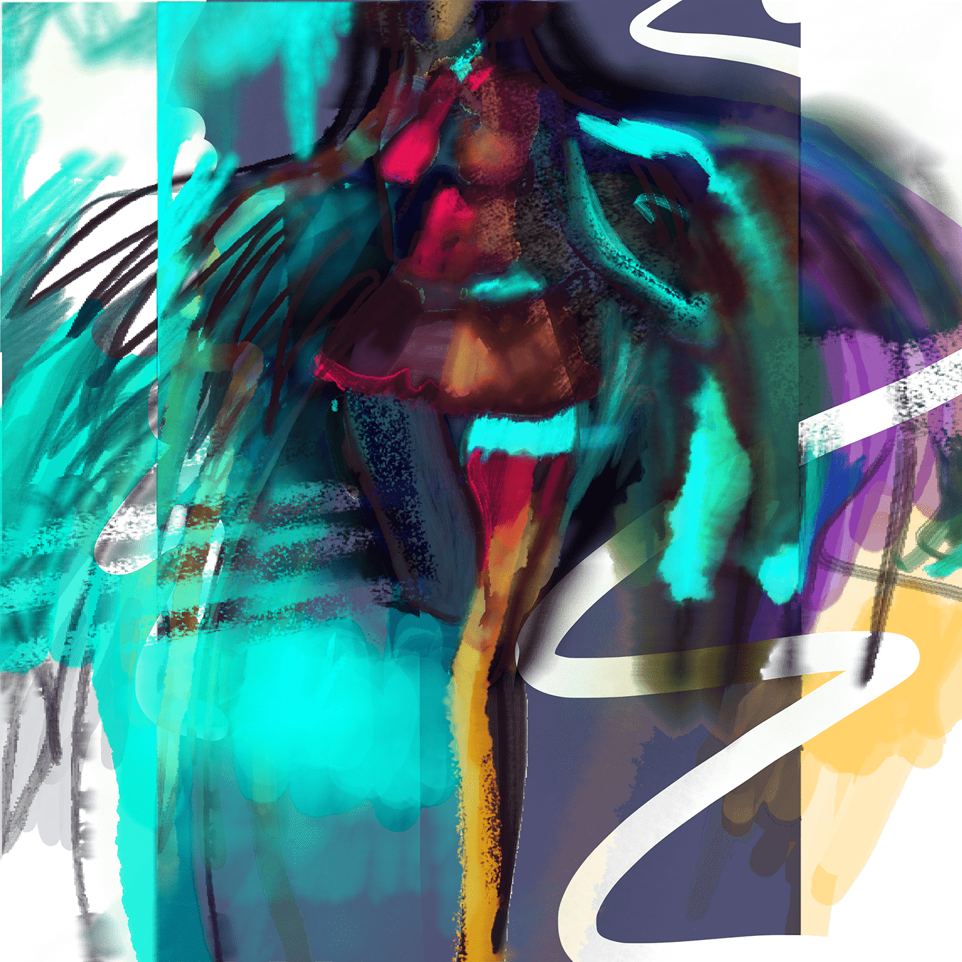 abstract angel ask AT bird blessed blue body brush bw colour could creative cyan deep draw entrust female Fly Good harajuku hips lavender lillies lines loved magenta questions rich saved simple sketch stroke those to watching whom wings You yourself