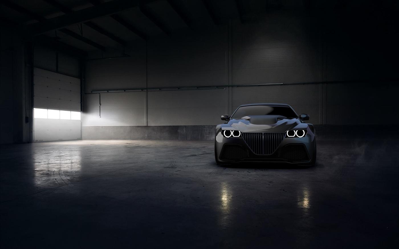 BMW brutus v12 prototype m6