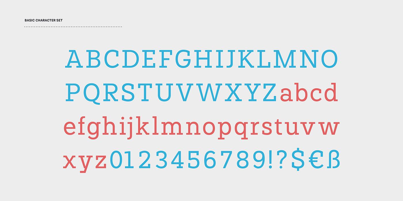 free font download modern Web Free font Style Paul Slab