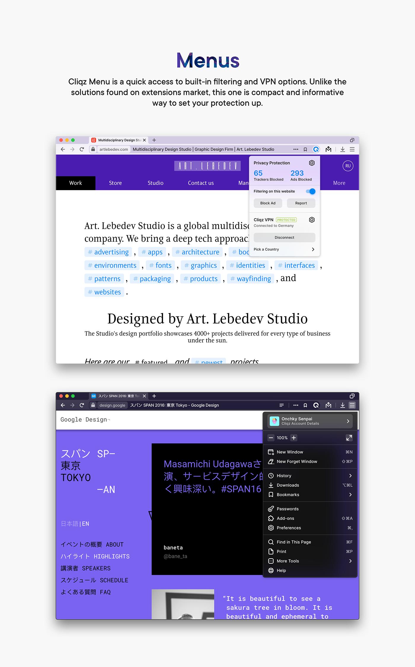 Cliqz Browser