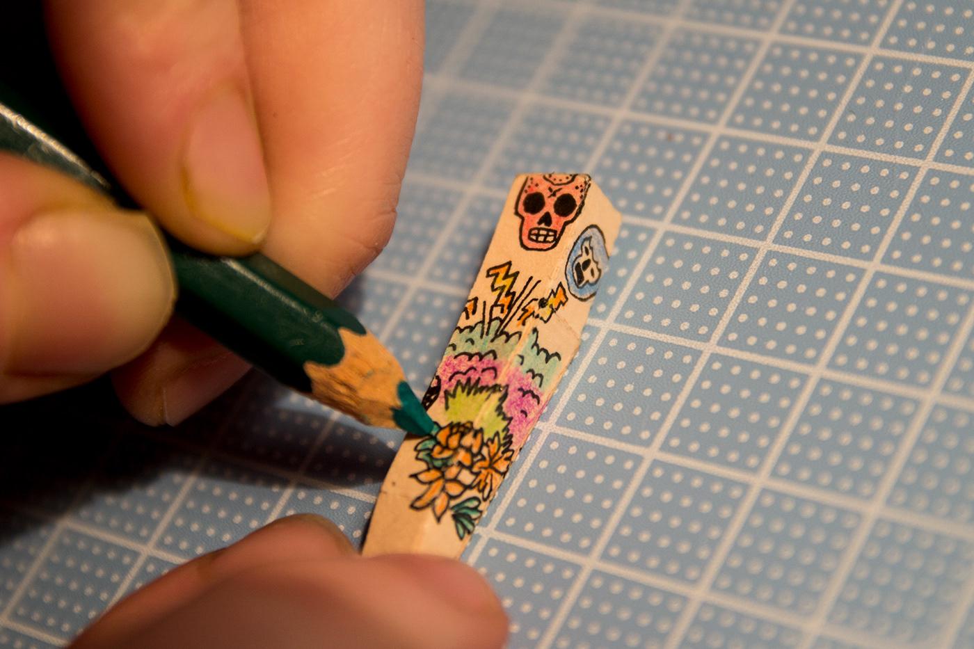 papercraft papelpipol paperpeople papertoy lowpoly guardabosques carolinasilvero tiempolibre Muñequitos