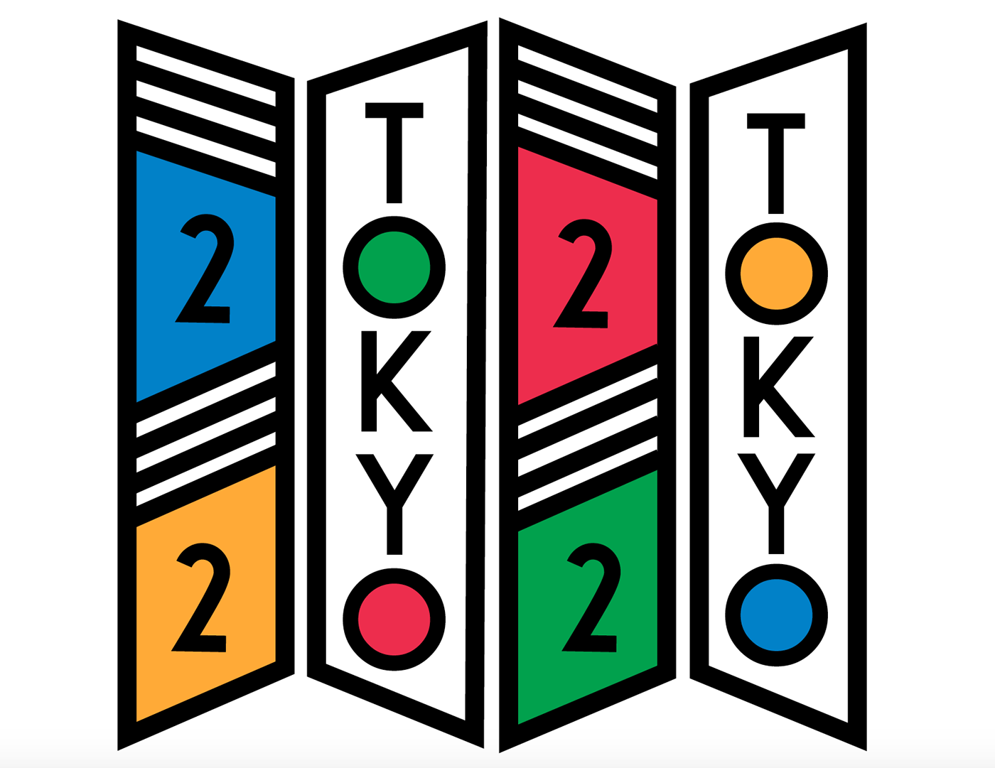 Tokyo 2020 Olympic Posters on Behance