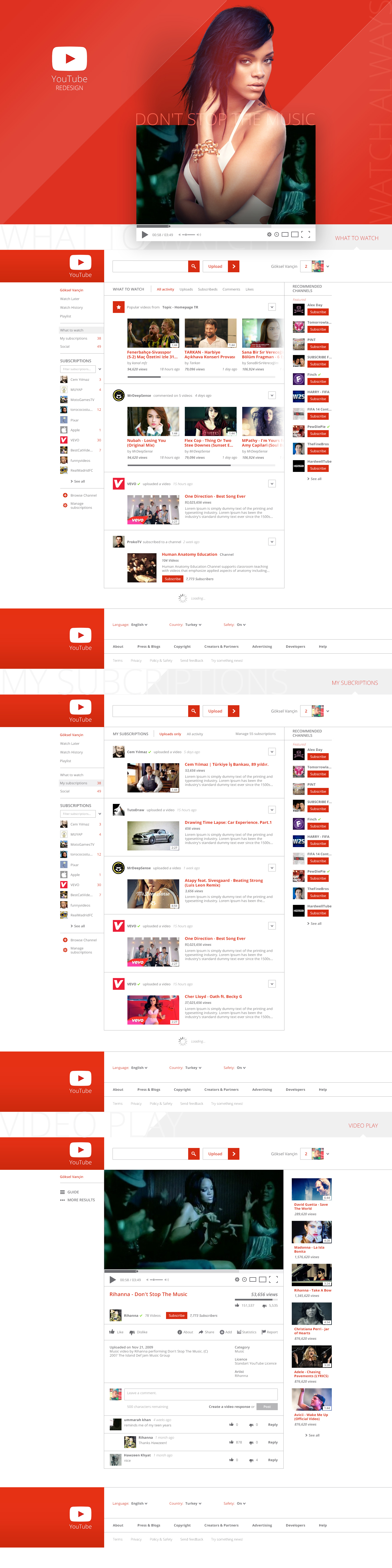 video share social google youtube official movie clip Entertainment subscribe upload sharing view watch watching