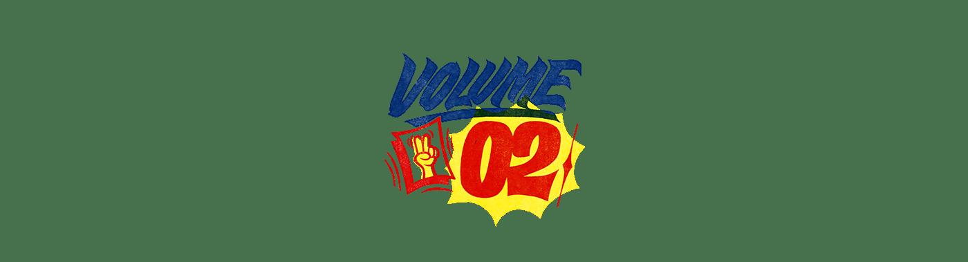 design graphic design  handettering lettering logo Logo Design logofolio Logotype typography   vintage