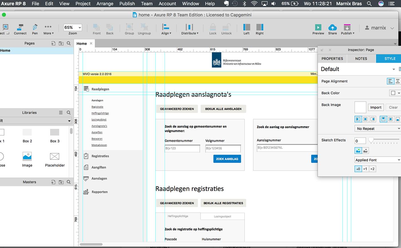 Mendix ux design UI