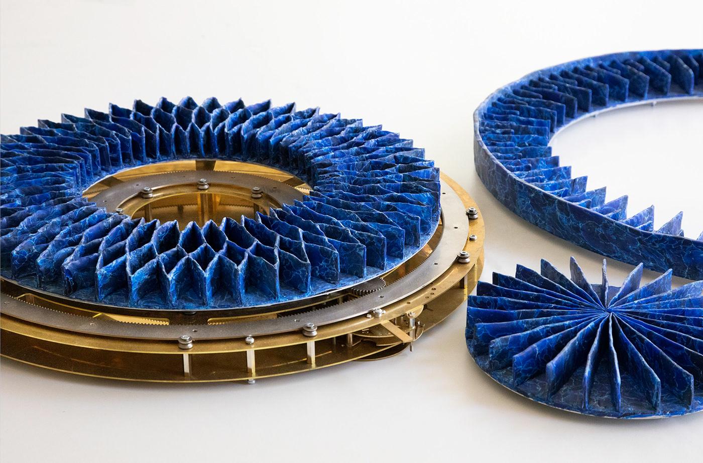 art bizar ceramic cool craftsmanship handmade kinetic machine MOVING sculpture