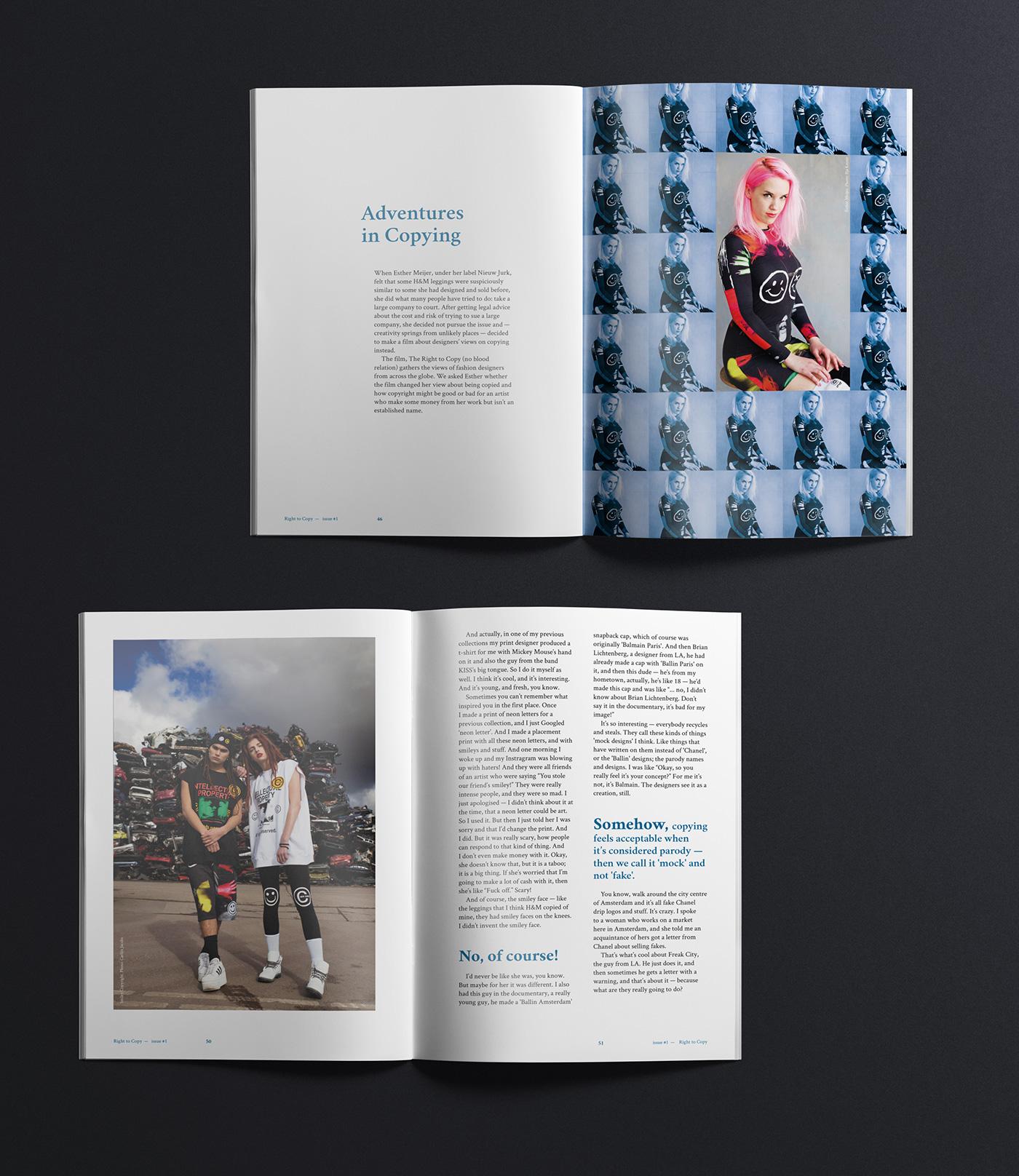 magazine,editorial,art direction ,modern