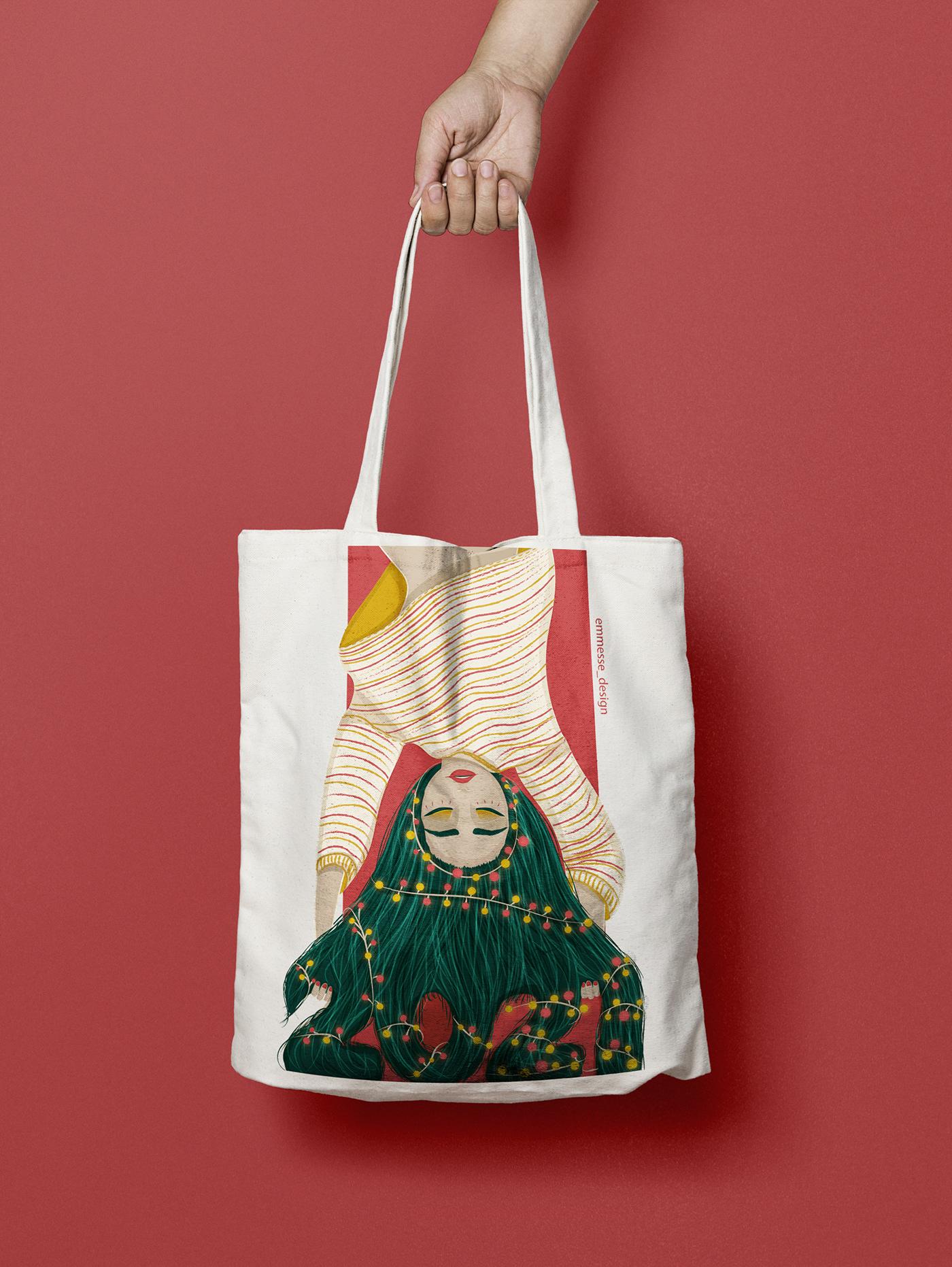 Image may contain: handbag, pattern (fashion design) and tote bag