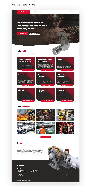 design hydraulic hydro Hydrofix UI ux Web web desgin Webdesign