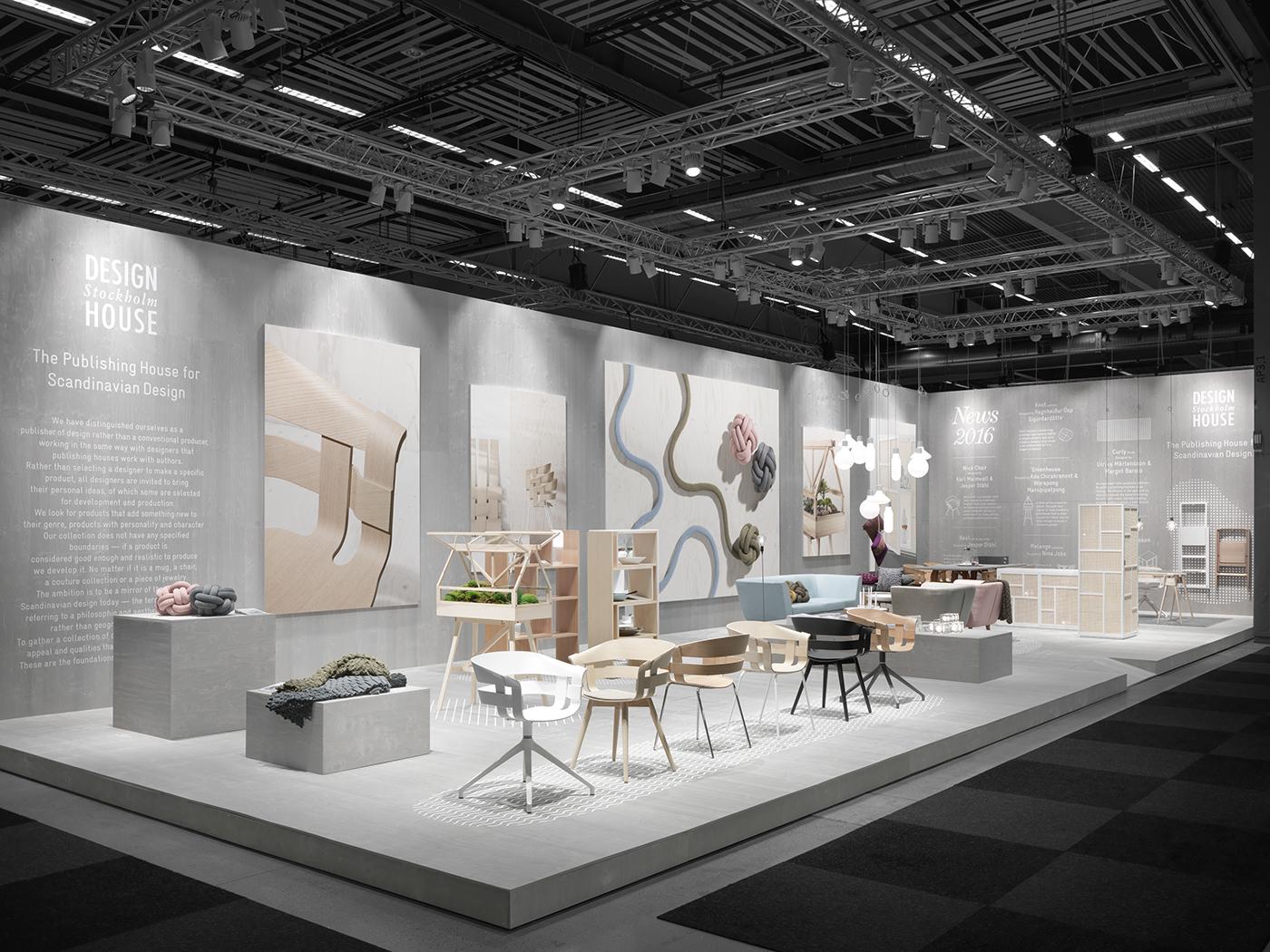 design house stockholm stockholm furniture fair 2016 on. Black Bedroom Furniture Sets. Home Design Ideas