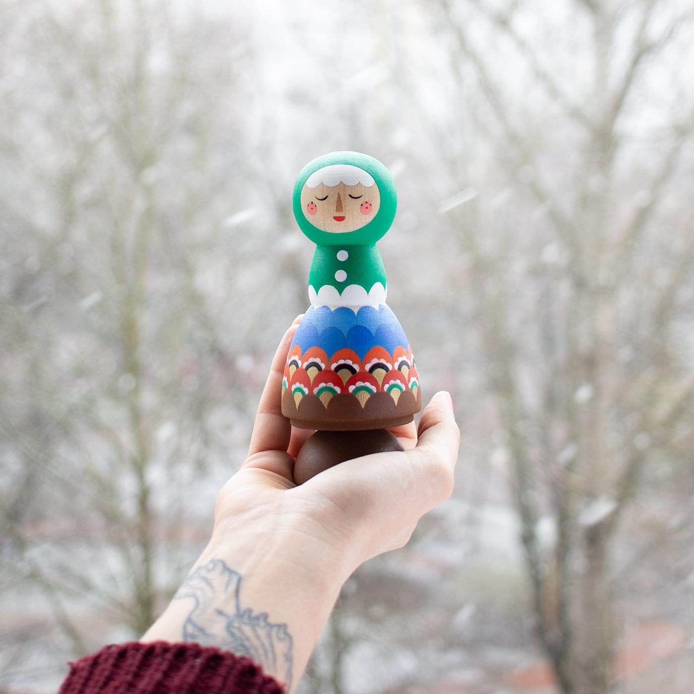 acrylic colorful cool crafts   creative design Fun handmade kids wood