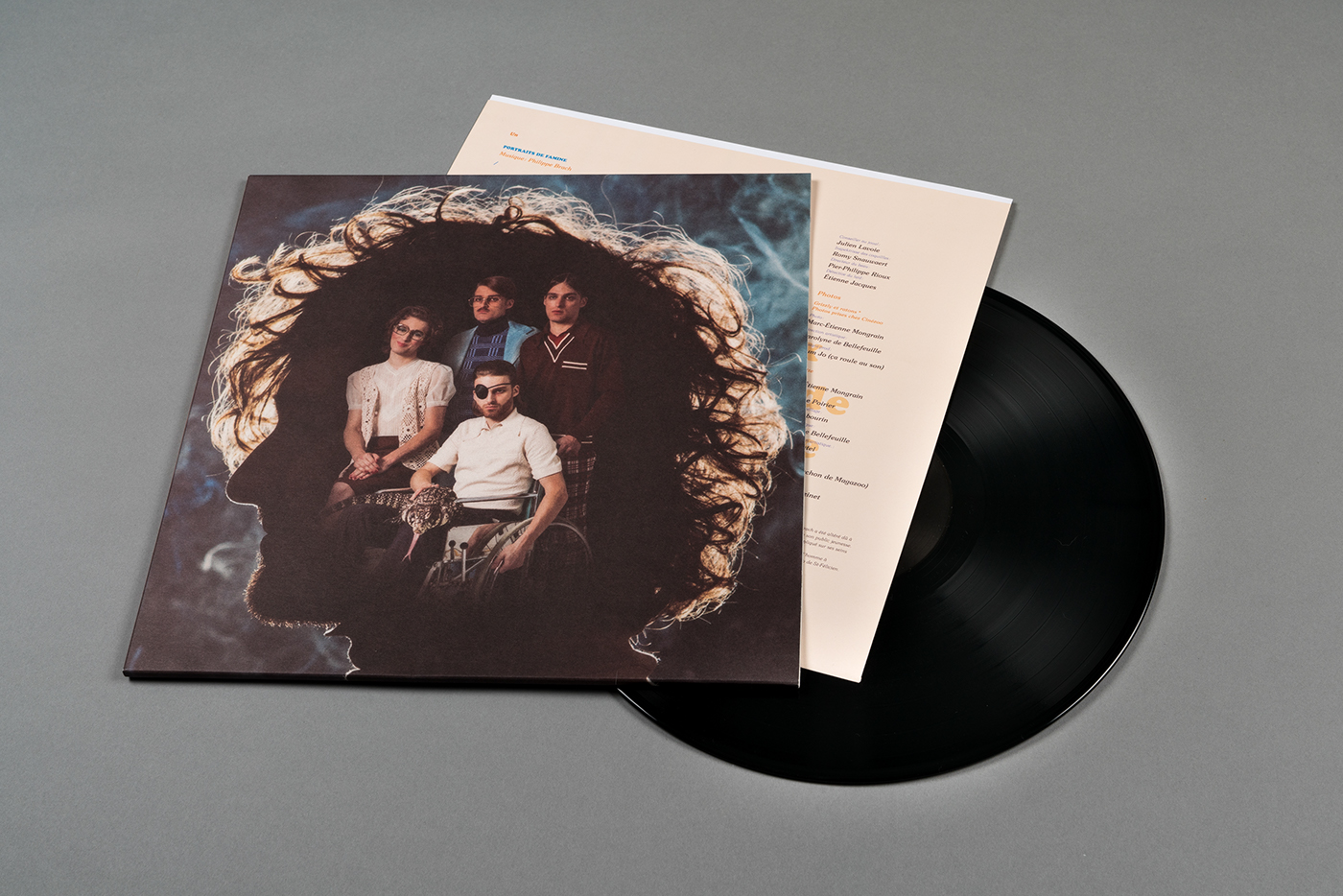 music pastiche tegu vinyl CD packaging folk Montreal Quebec Canada adisq