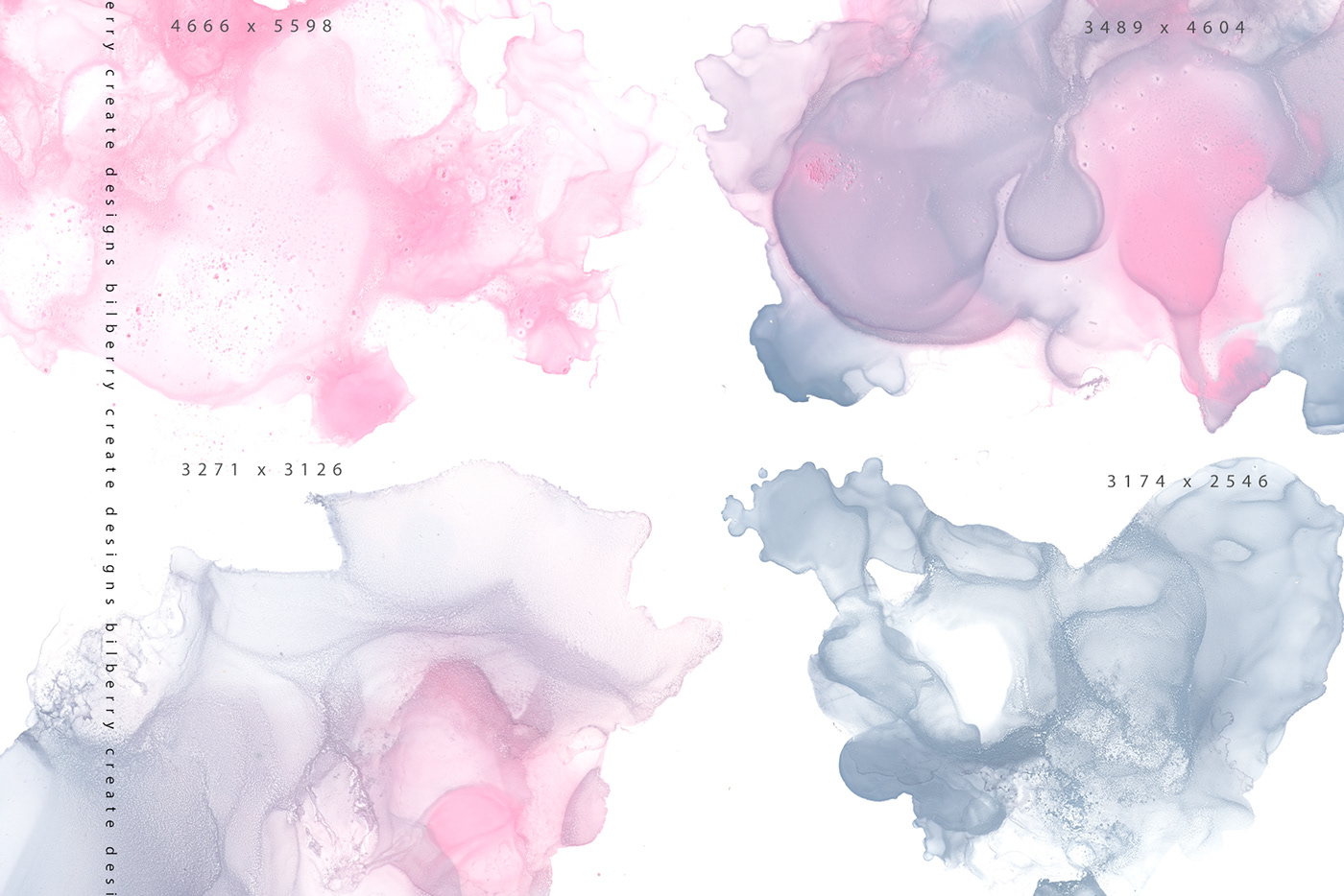 Abstract Art abstract texture handmade ink light pink color splashes texture background  texture set trendy