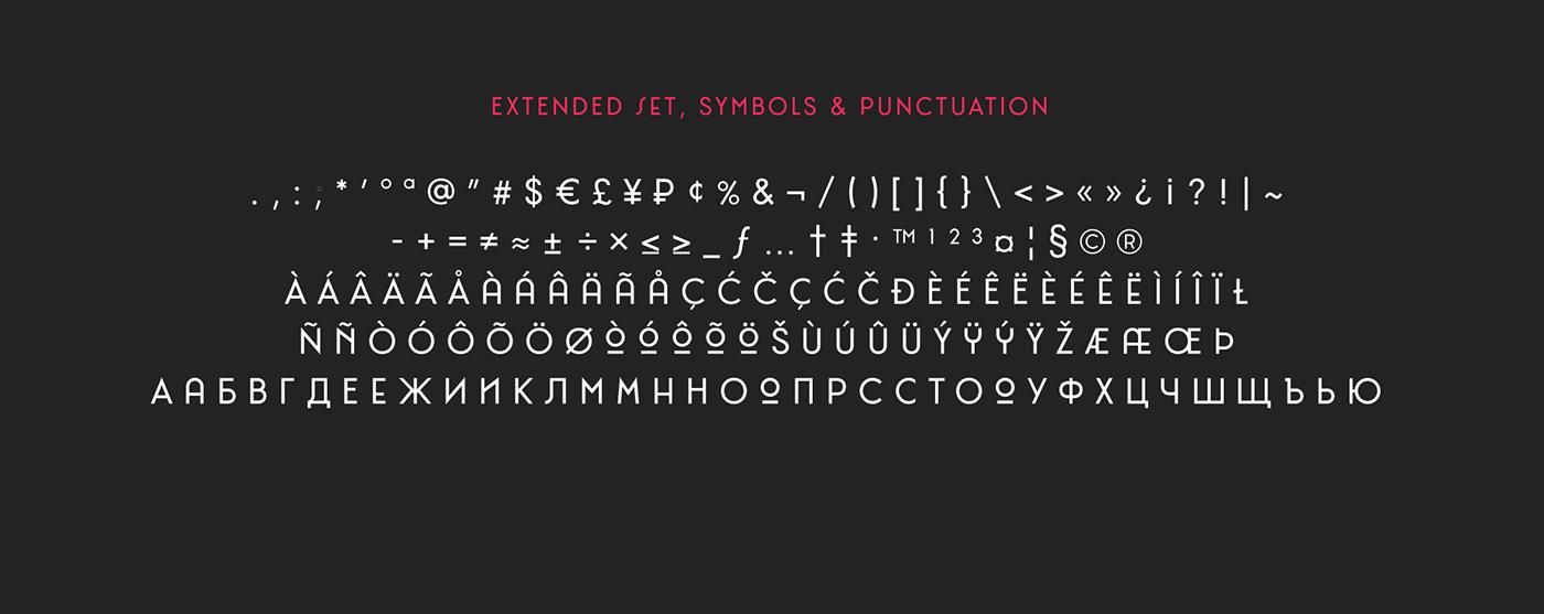 art deco display font free Free font free fonts Retro sans sans serif Typeface vintage