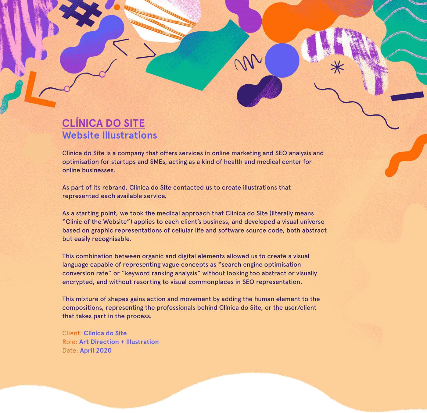 branding ,Character,characterdesign,geometry,ILLUSTRATION ,medical,molecules,shapes,Website,website illustration