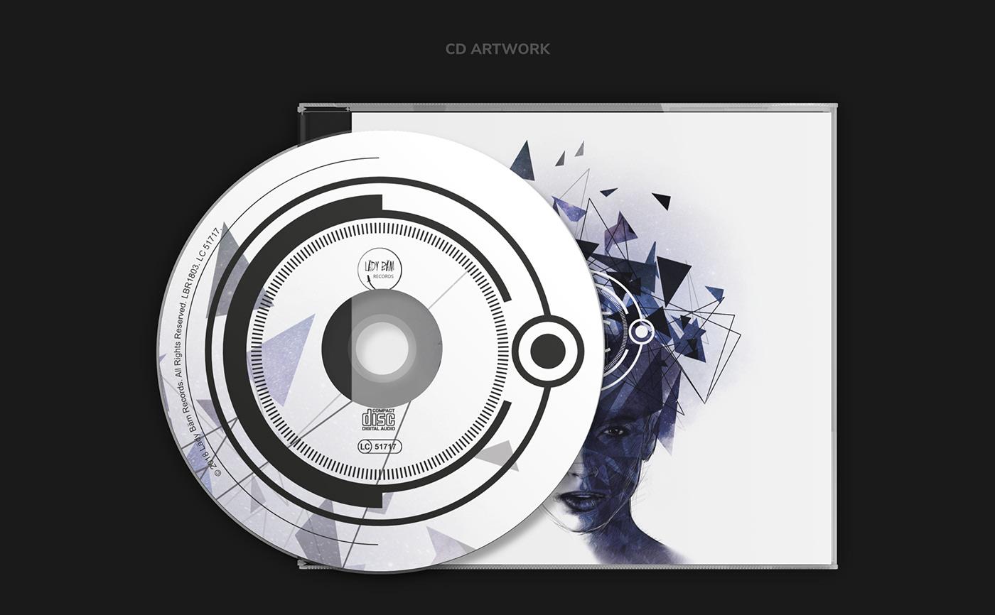 Virtual Circuit // CD Artwork