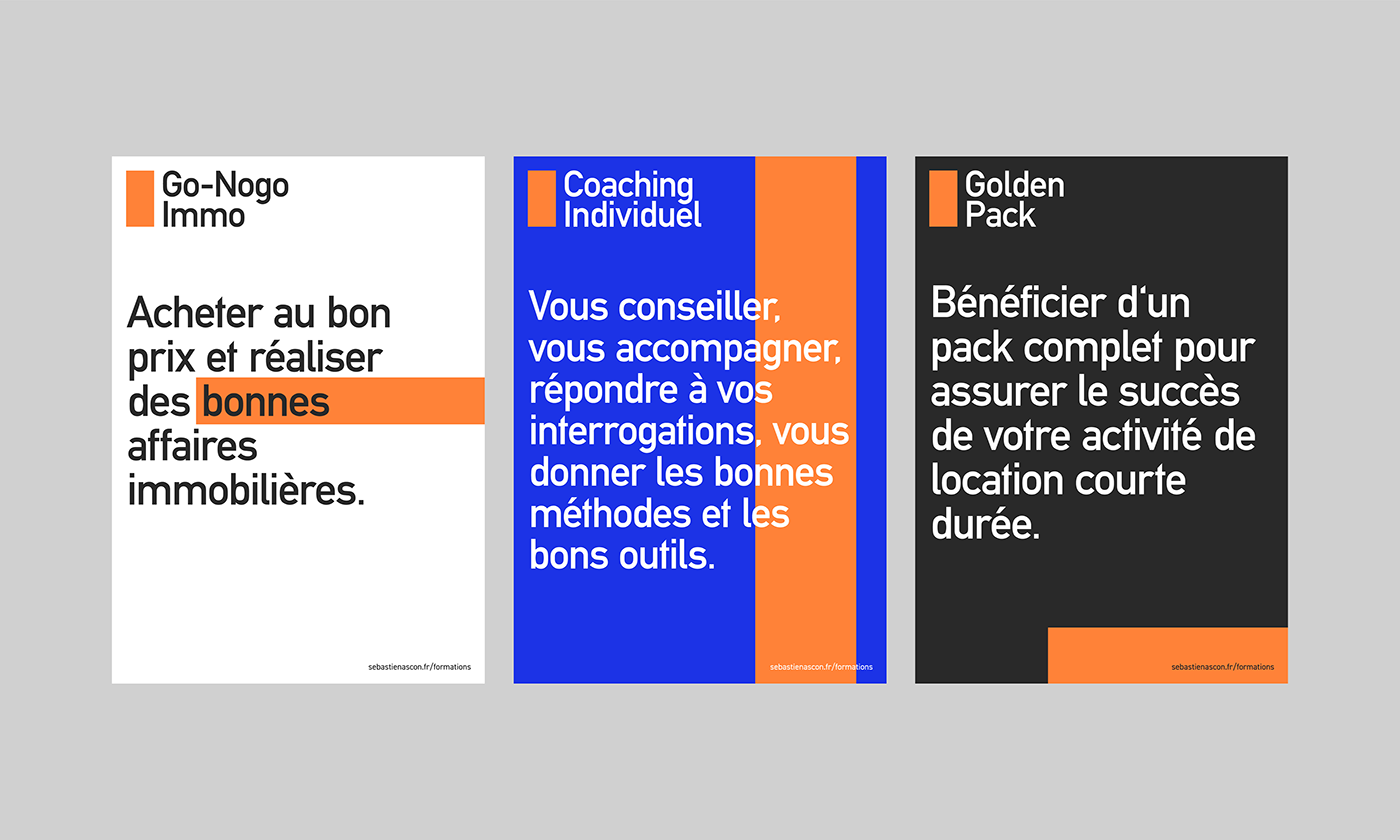 sebastien ascon brand identity formations courses