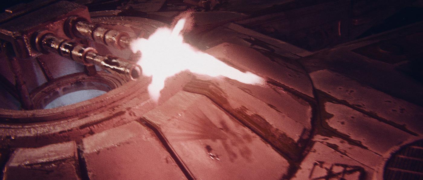 star Wars fan Film   bounty Hunt 3D animation