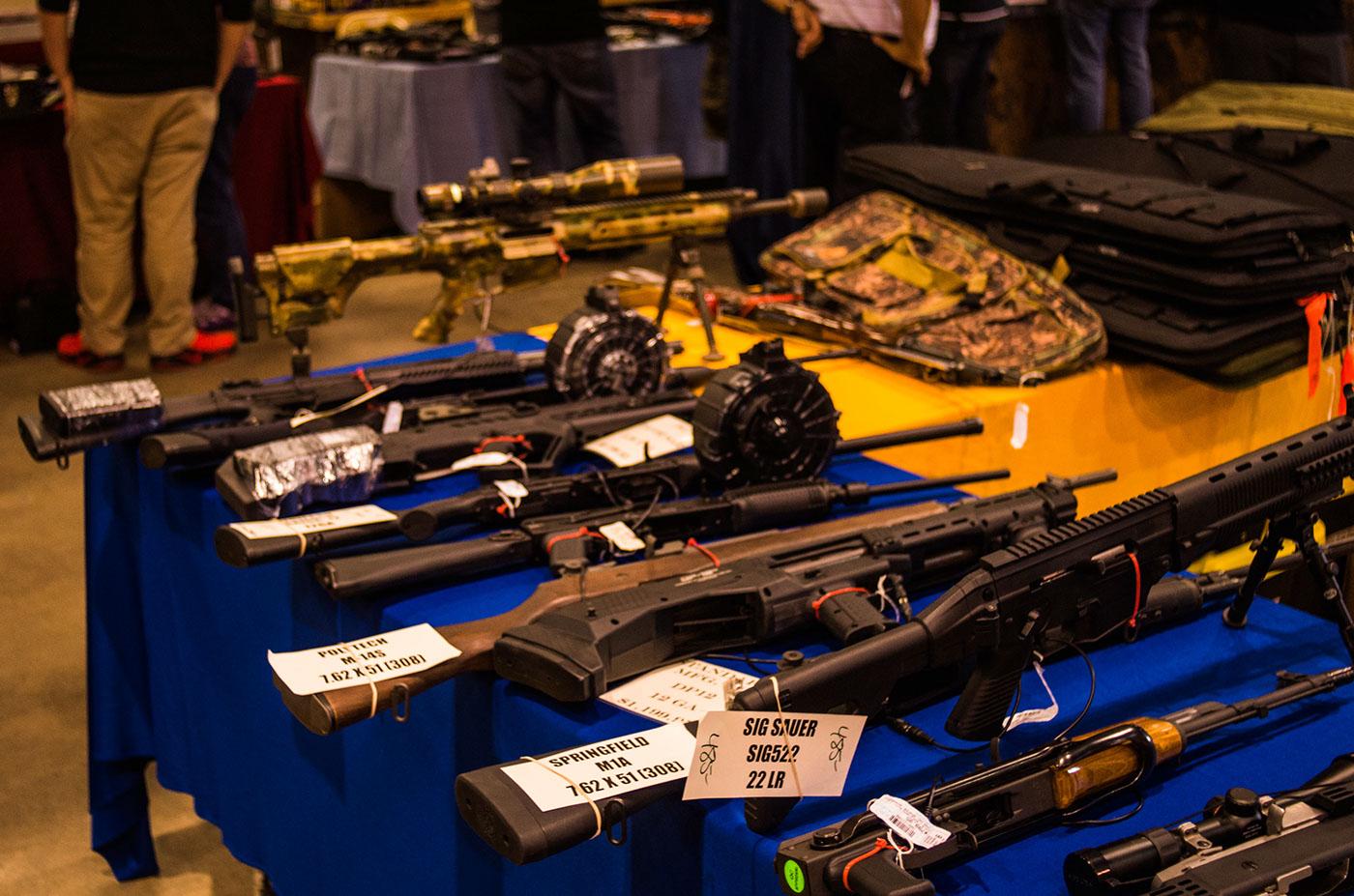 More Guns.