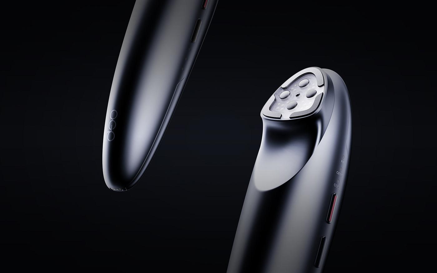 Beauty instrument future Technology Streamline