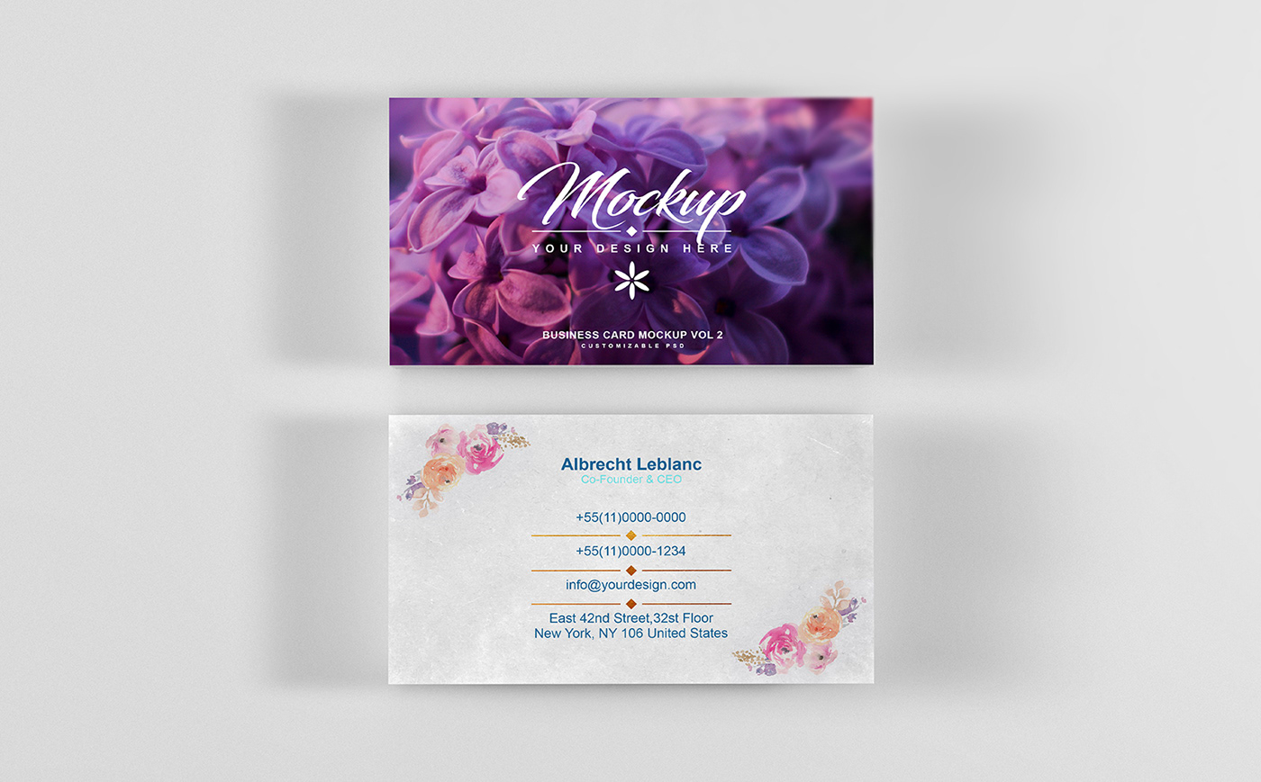 Business card mockup vol 2 psd download on behance zip file containing 7 psd files high quiality 300 dpi 2900 x 1800 px 1 pdf file download 7 business card mockup vol 2 reheart Gallery