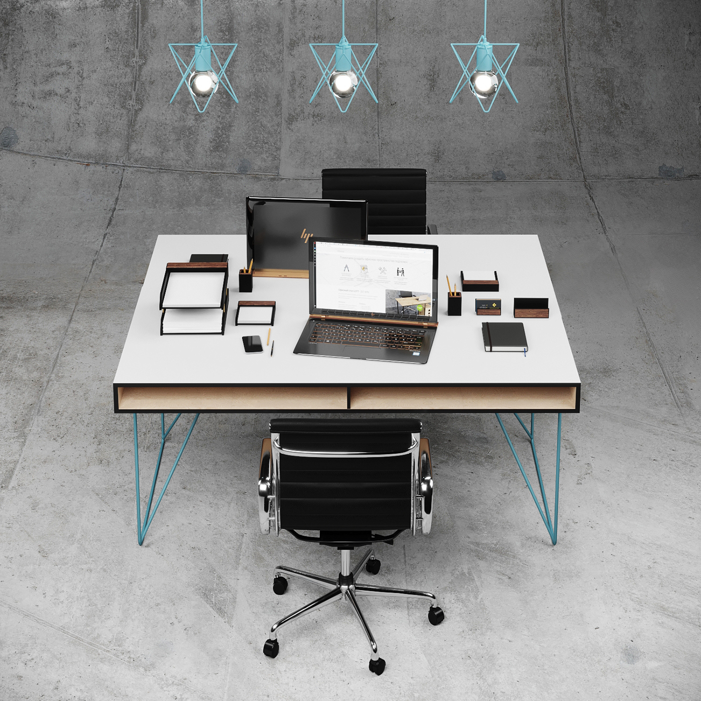 Office Furniture Collection: Office Furniture Collection On Behance