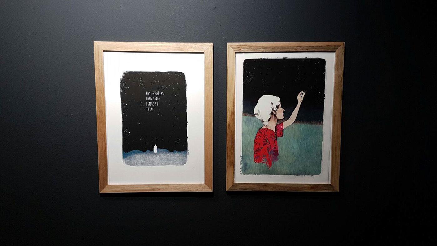 Exposición ilustracion ilustrazioa  ILLUSTRATION