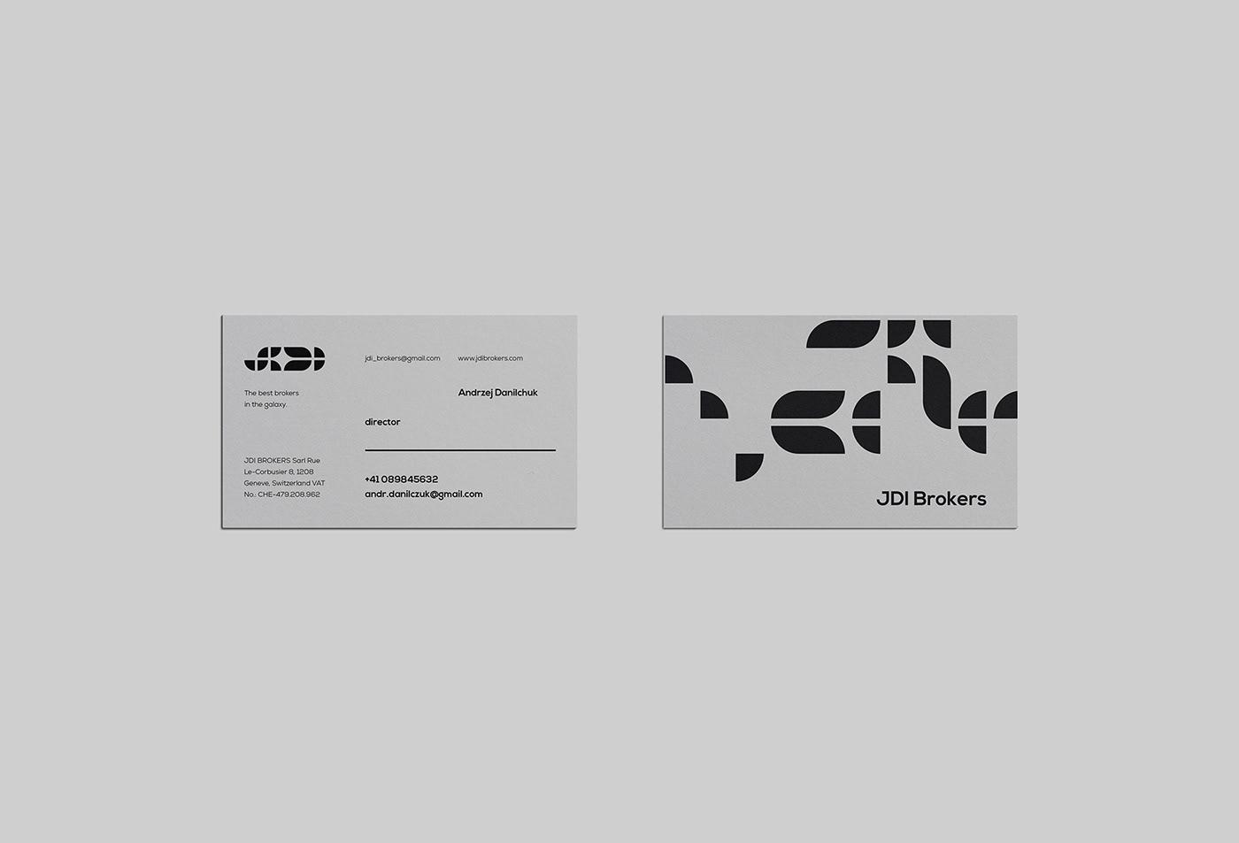 brand brokers identity jedi Logistics logo pattern poster stars star wars