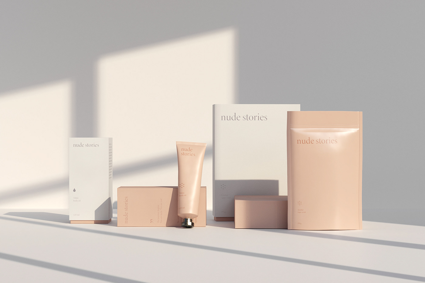 beauty branding  healthcare Packaging Wellness