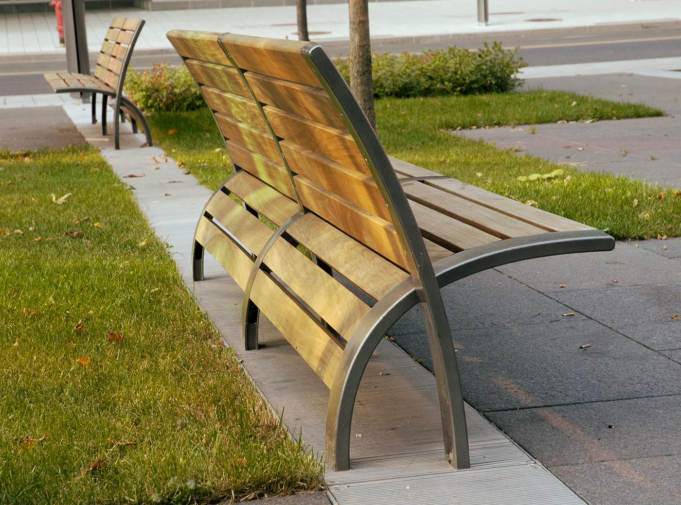 mobilier urbain du qim on behance. Black Bedroom Furniture Sets. Home Design Ideas