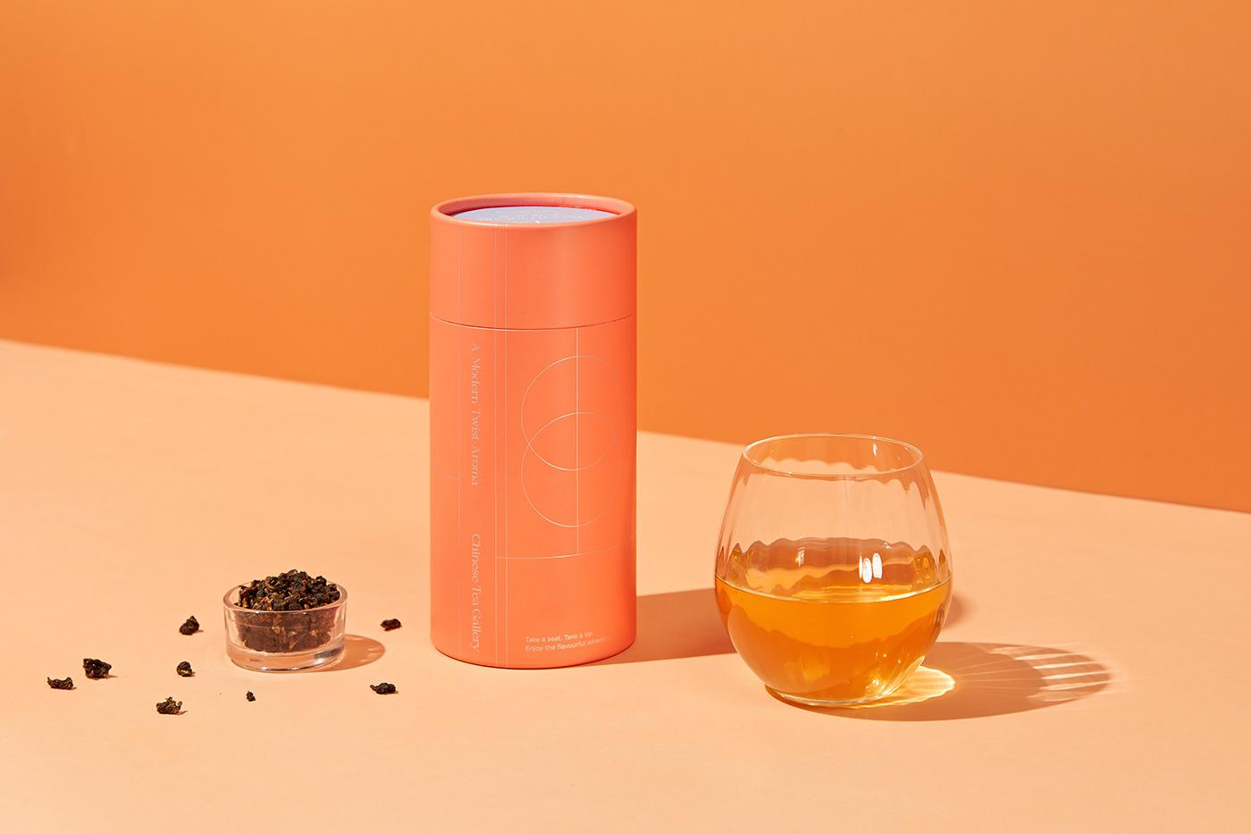 design graphic package Packaging print tea 包裝設計 茶葉