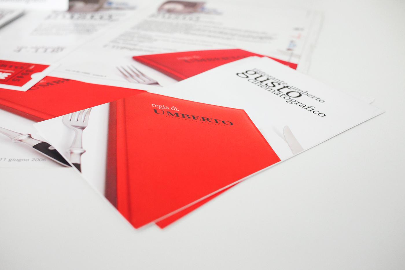 Ristorante Umberto  menu Website ticket