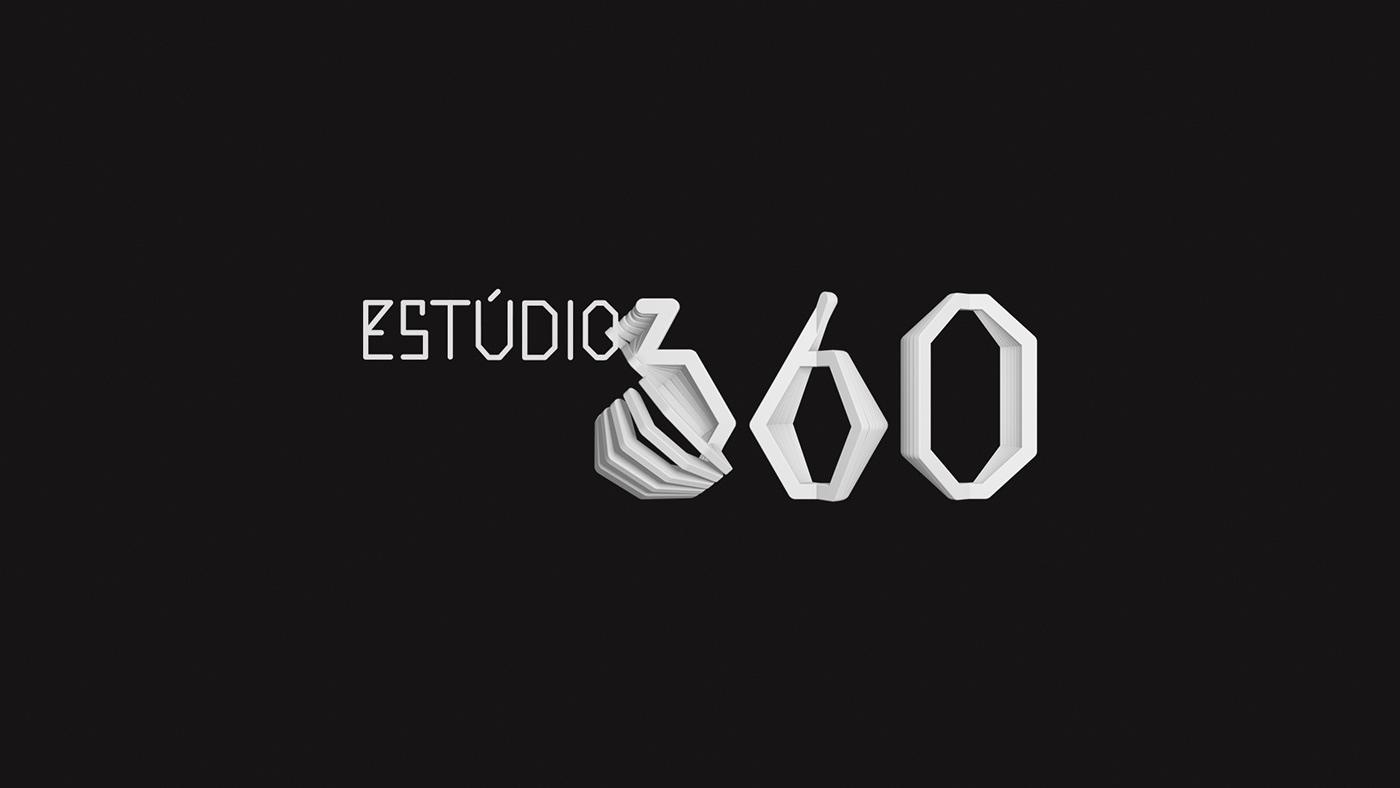 motion logo Sony studi estudio36 cinema4d broadcast music interview artist
