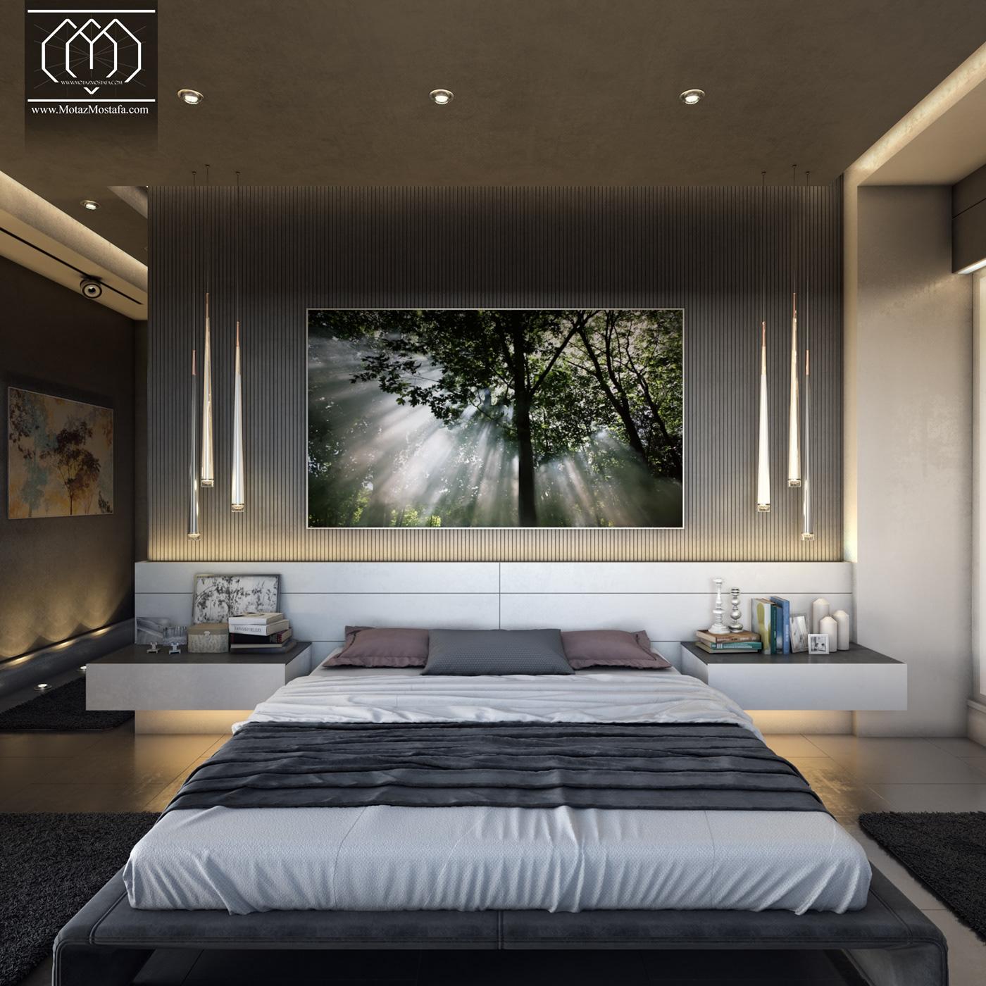 architecture interior design  Interior design creative decor modern art Style Motaz mostafa
