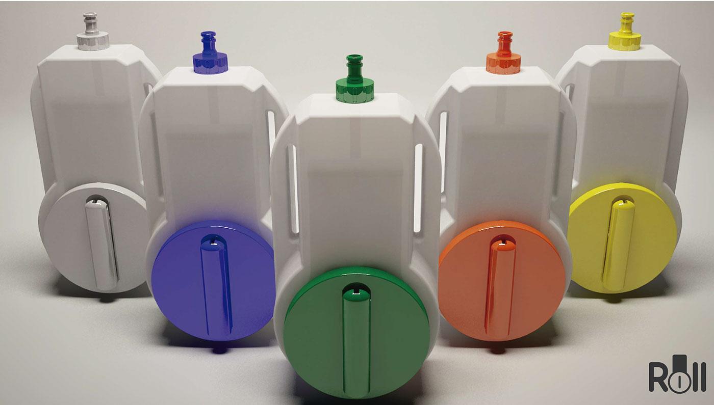 design handsprayer modeofuse plastic