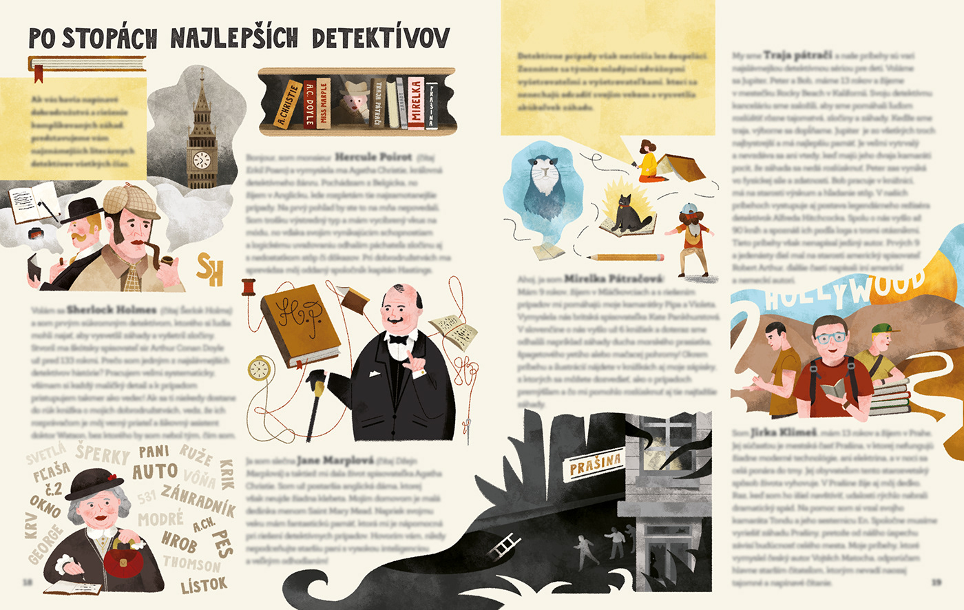 book illustrations bublina children illustrations Editorial Illustrations illustrations picturebook slovak illustrator