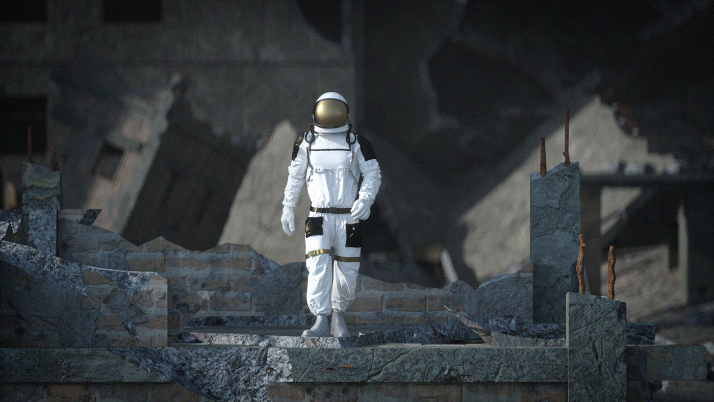 astronaut astronaut in the warzone Battle Zone battlefield call of duty warzone