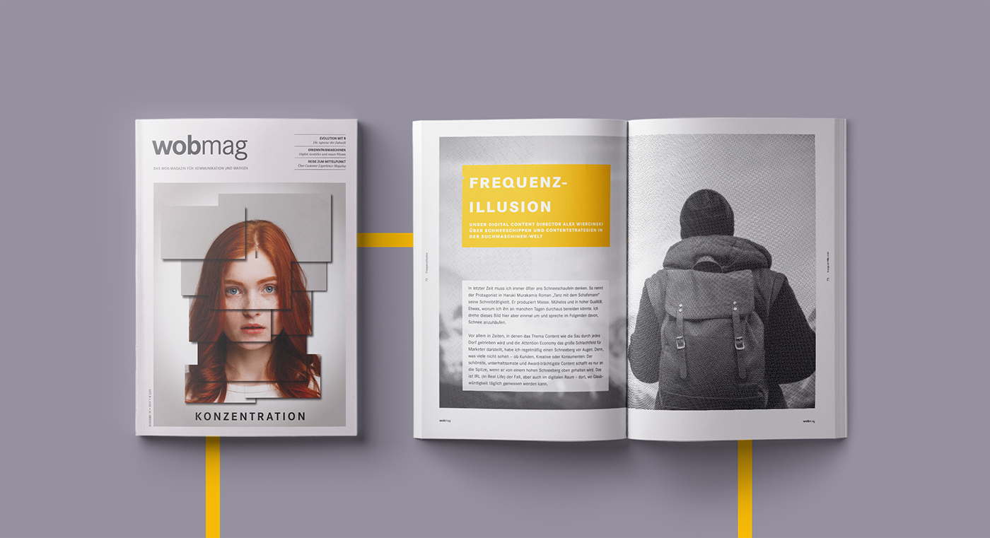 editorial design ,magazine,b2b,business,typography  ,Layout