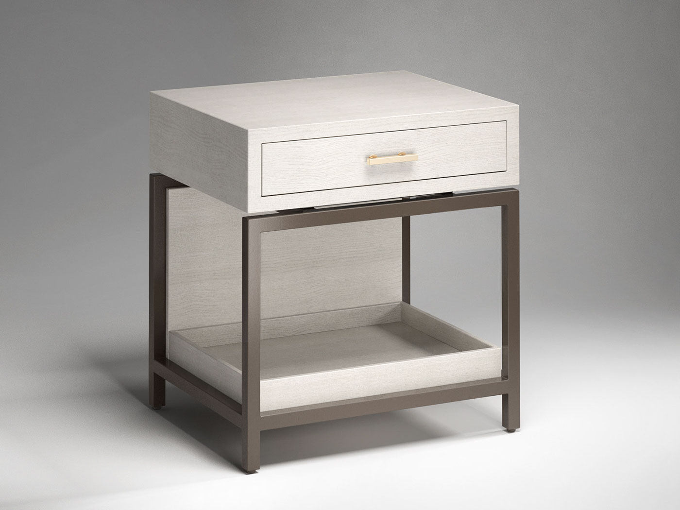 freebie FREE 3d model samuelson design connected 8479-nightstand Nightstand contemporary sideboard