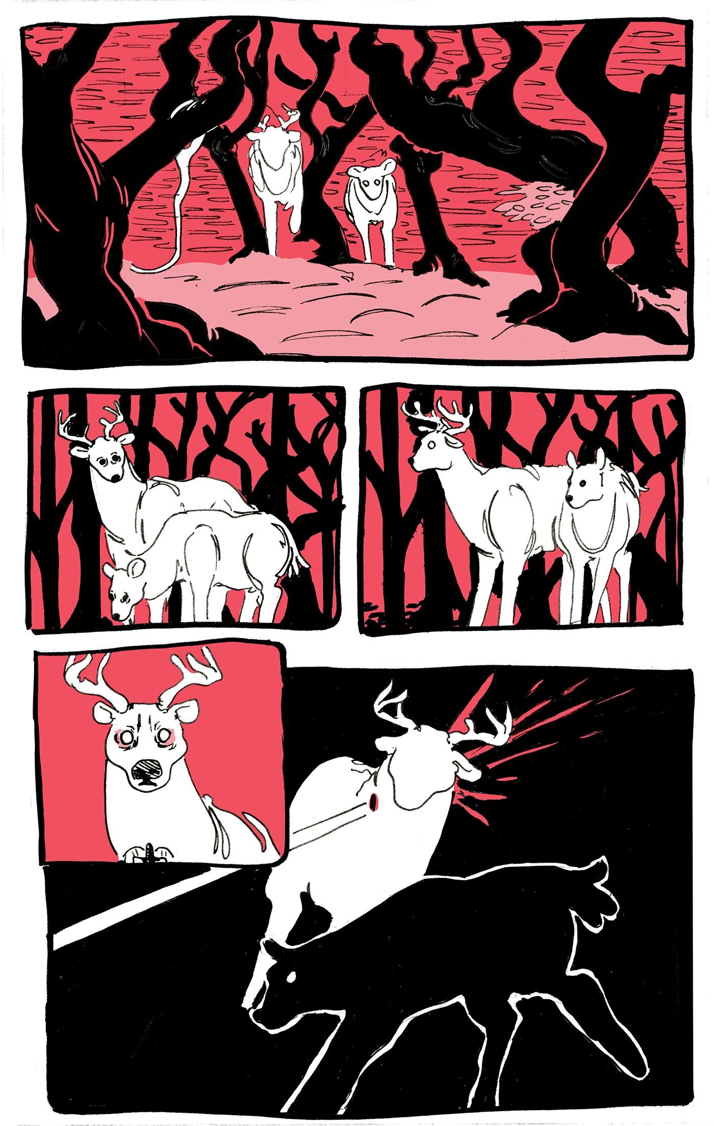 Image may contain: cartoon, book and animal