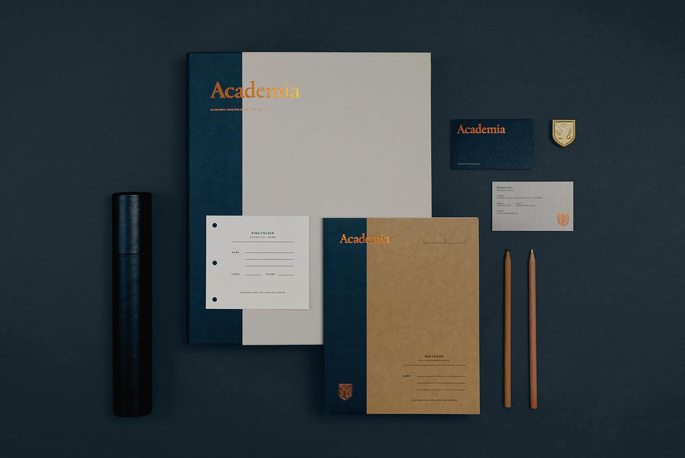 Classic prestige Education institution minimalist
