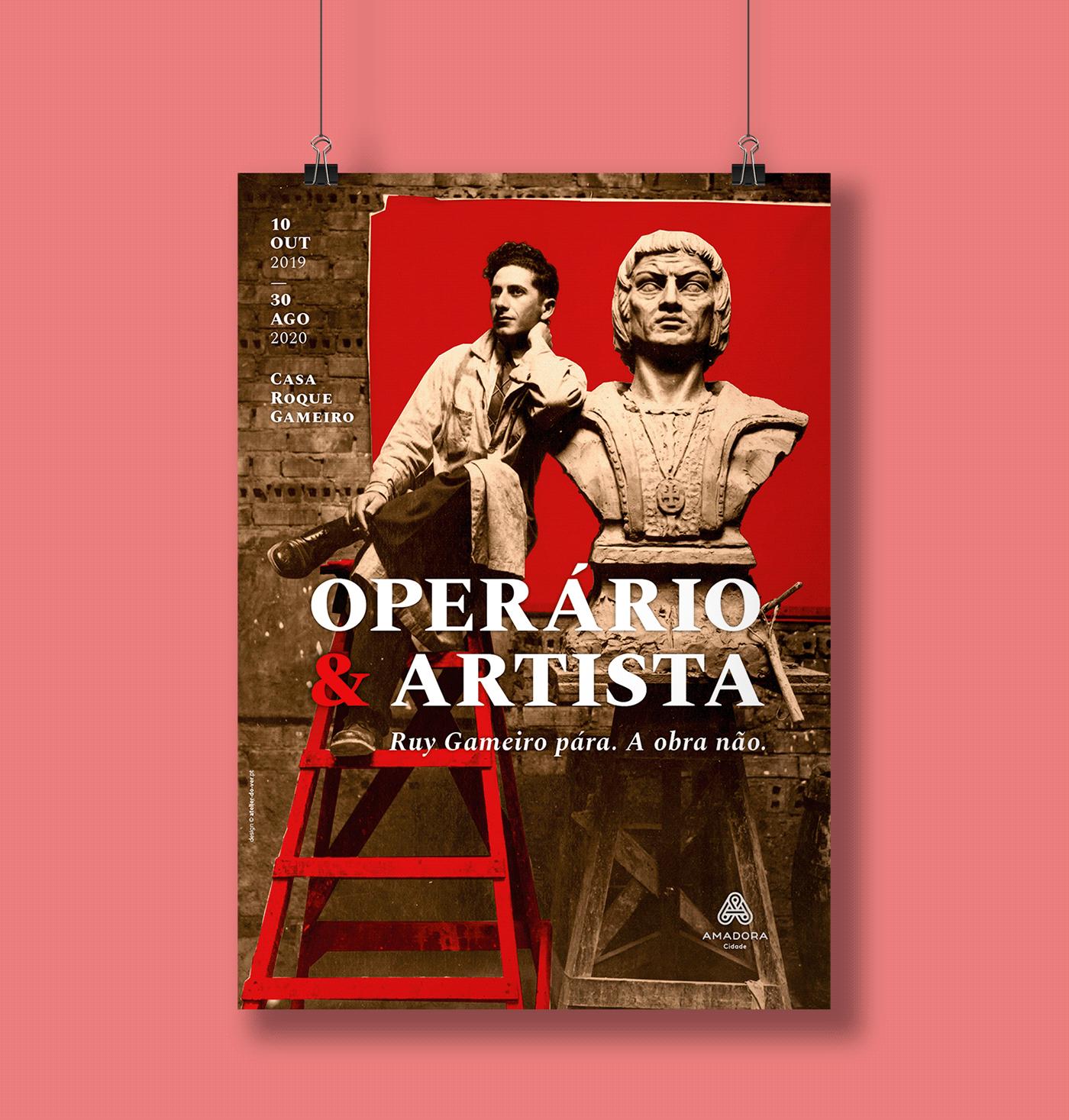editorial catalogo design Exposição grafico poster brochura